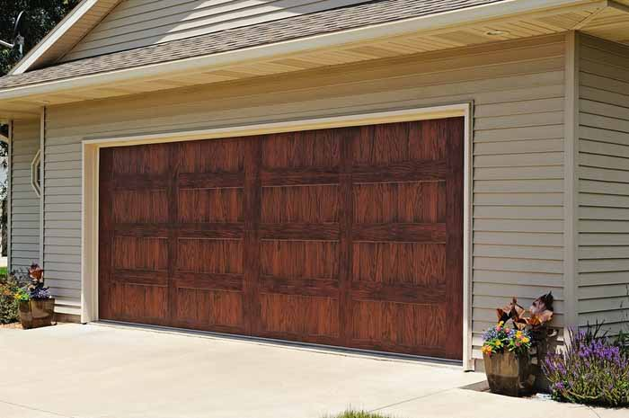 Carriage House Garage Doors from The Dallas Team at Overhead Garage Door LLC
