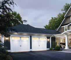 Clopay Carriage House Garage Doors for Dallas Residential Customers