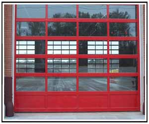 Aluminum Full View Doors