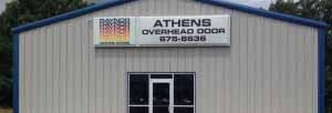 Athens Overhead Garage Door
