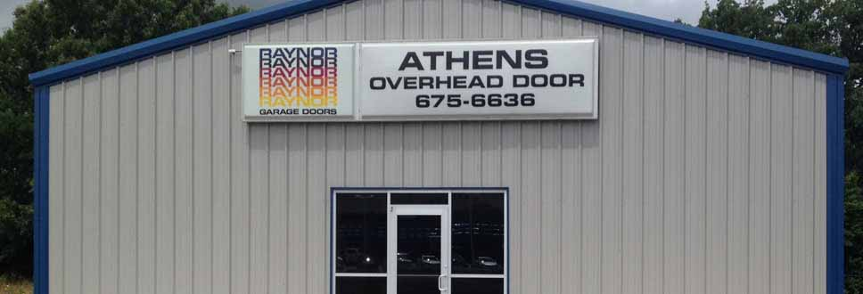Athens Garage Door Repair Install Amp Maintenance Services