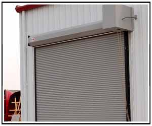 OKC Team Installs Rolling Steel Doors