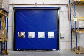 Dynaco High Speed Fabric Door