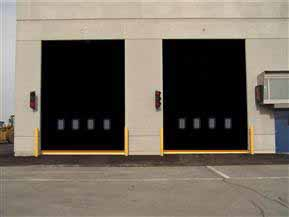 hormann rubber doors