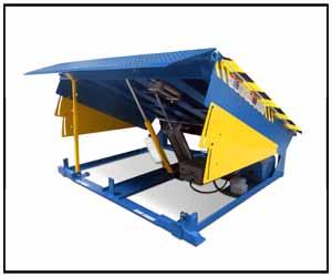 Air Cylinder Dock Leveler