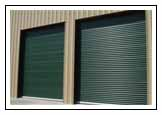 Commercial Sheet Roll Up Doors
