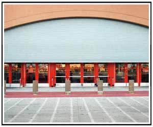 Cornell Rolling Service Doors