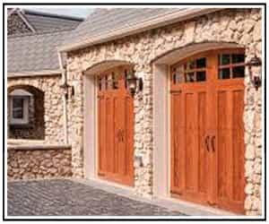 Custom Cedar Doors