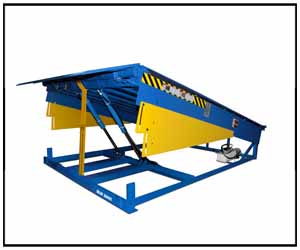 Heavy Duty Hydraulic Dock Leveler