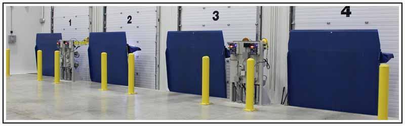 Loading Dock Equipment Hydraulic Dock Levelers