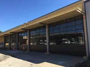 Commercial Garage Door Services