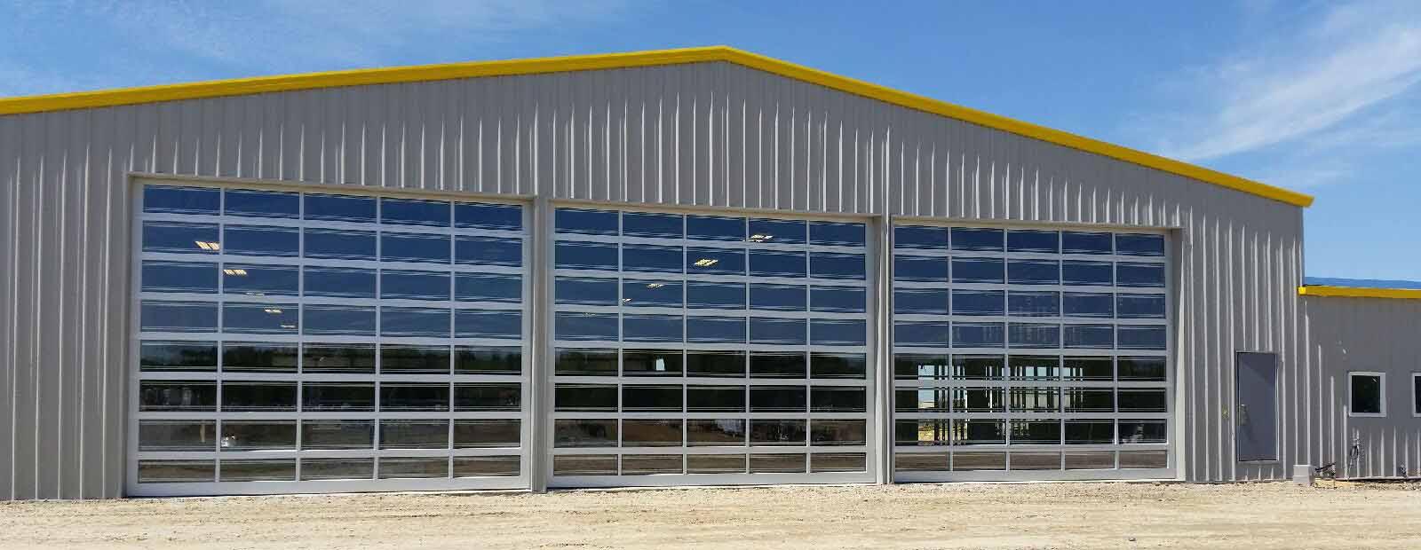 Commercial Garage Door Portfolio Garage Door Repair