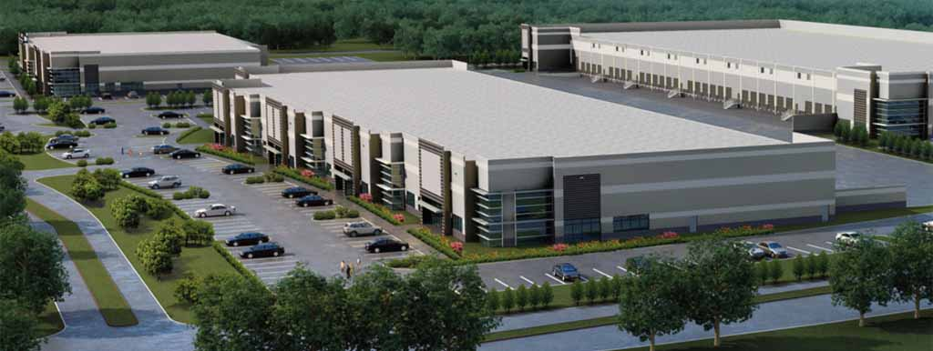Parkview Commerce Center Flower Mound Tx Completed 2015