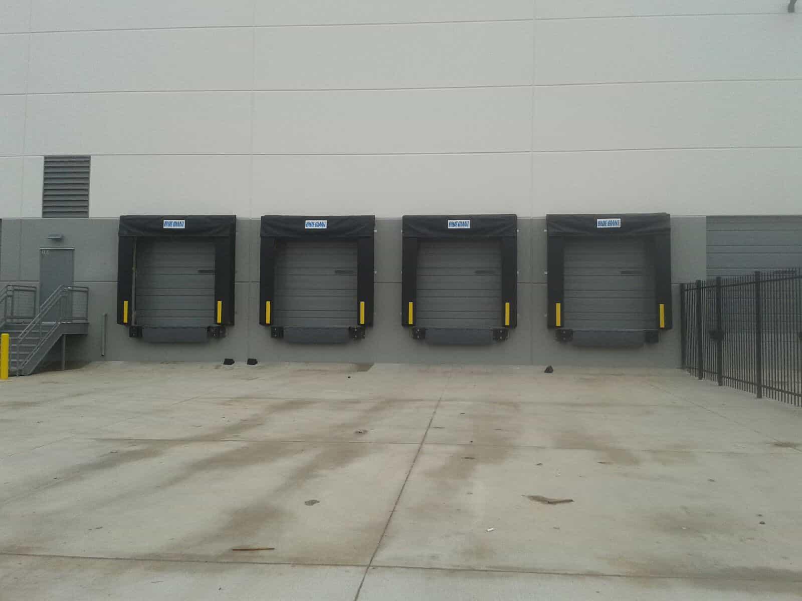Wildlife one distribution center grand prarie tx for Garage door installation fort worth