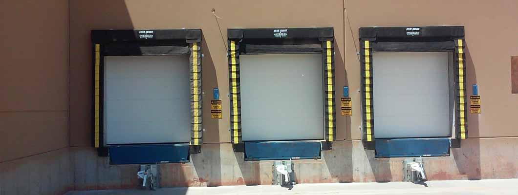 Cabelas Shipping Receiving Garage Doors