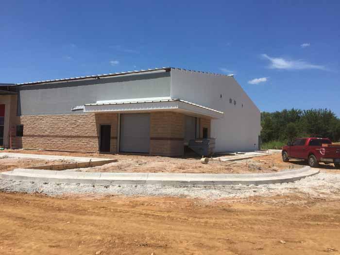 Pottsboro TX Commercial Garage Door