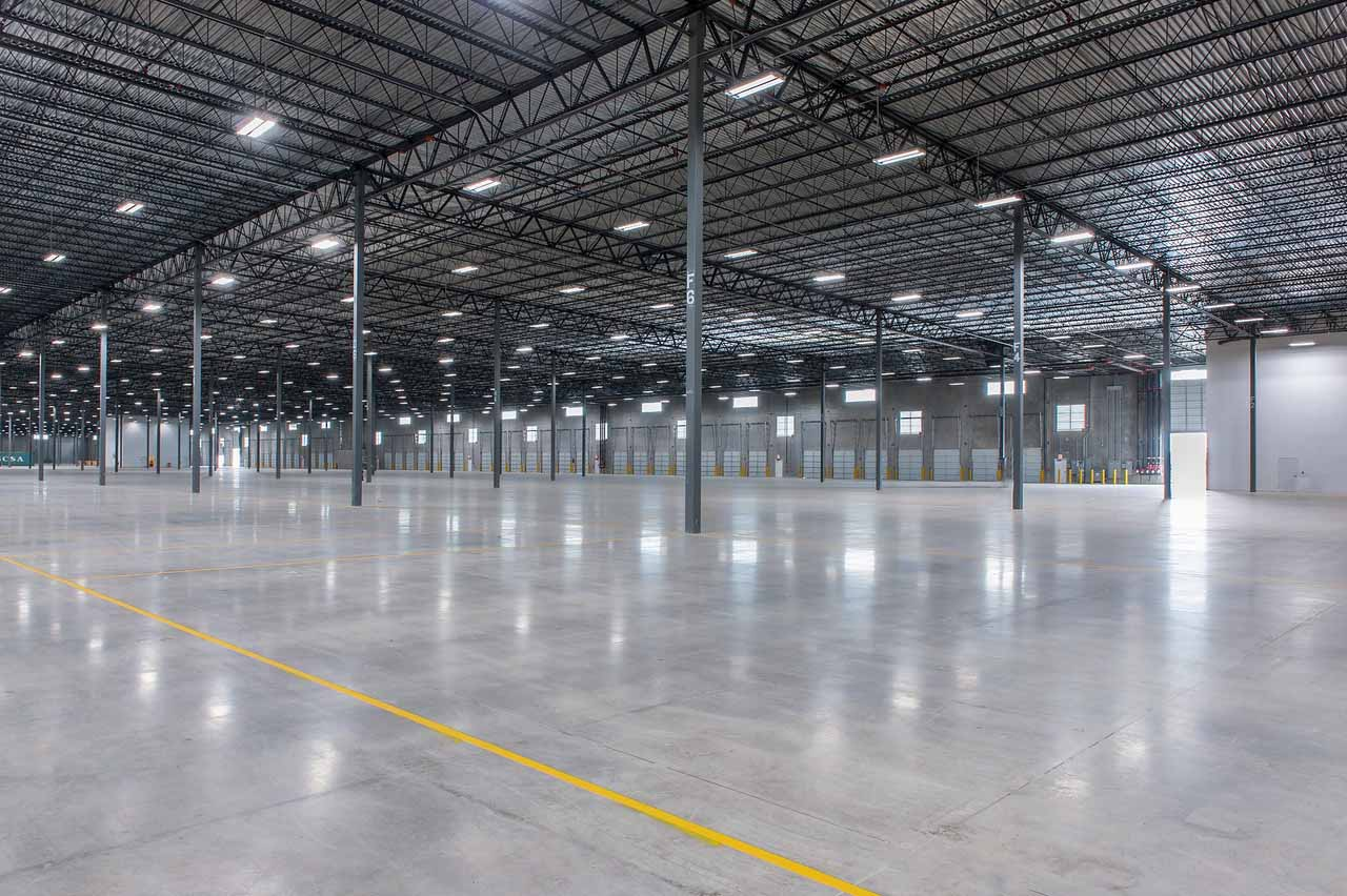 Frontier Logistics Fort Worth Completed 2016