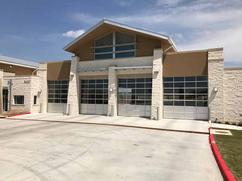 Lott Brothers Construction New Killeen Fire Station 9