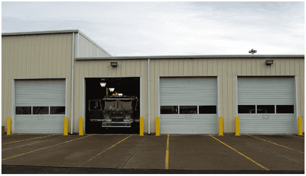 Commercial Garage Door Maintenance