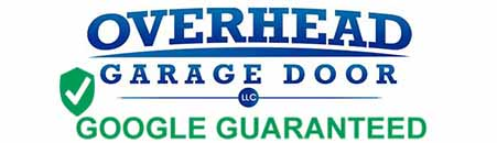 Overhead Garage Door LLC Google Guaranteed Certified