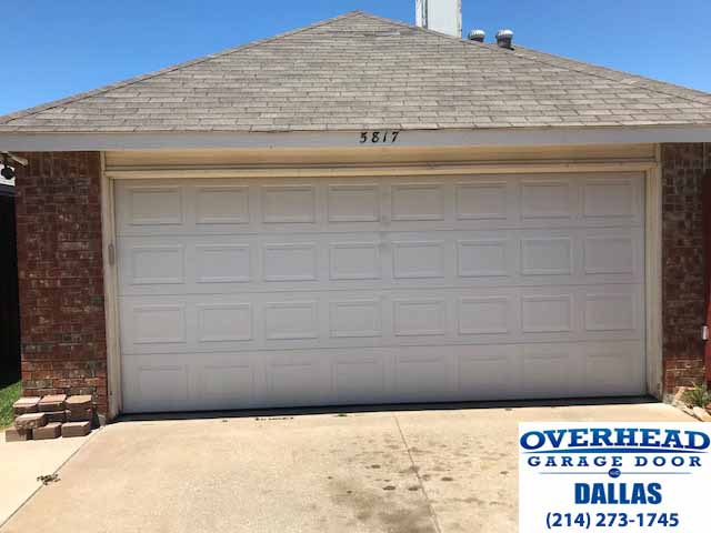 Dallas Garage Door Supplier