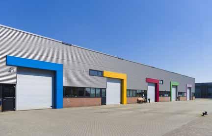 Commercial Garage Door Portfolio from OGD™ Overhead Garage Door