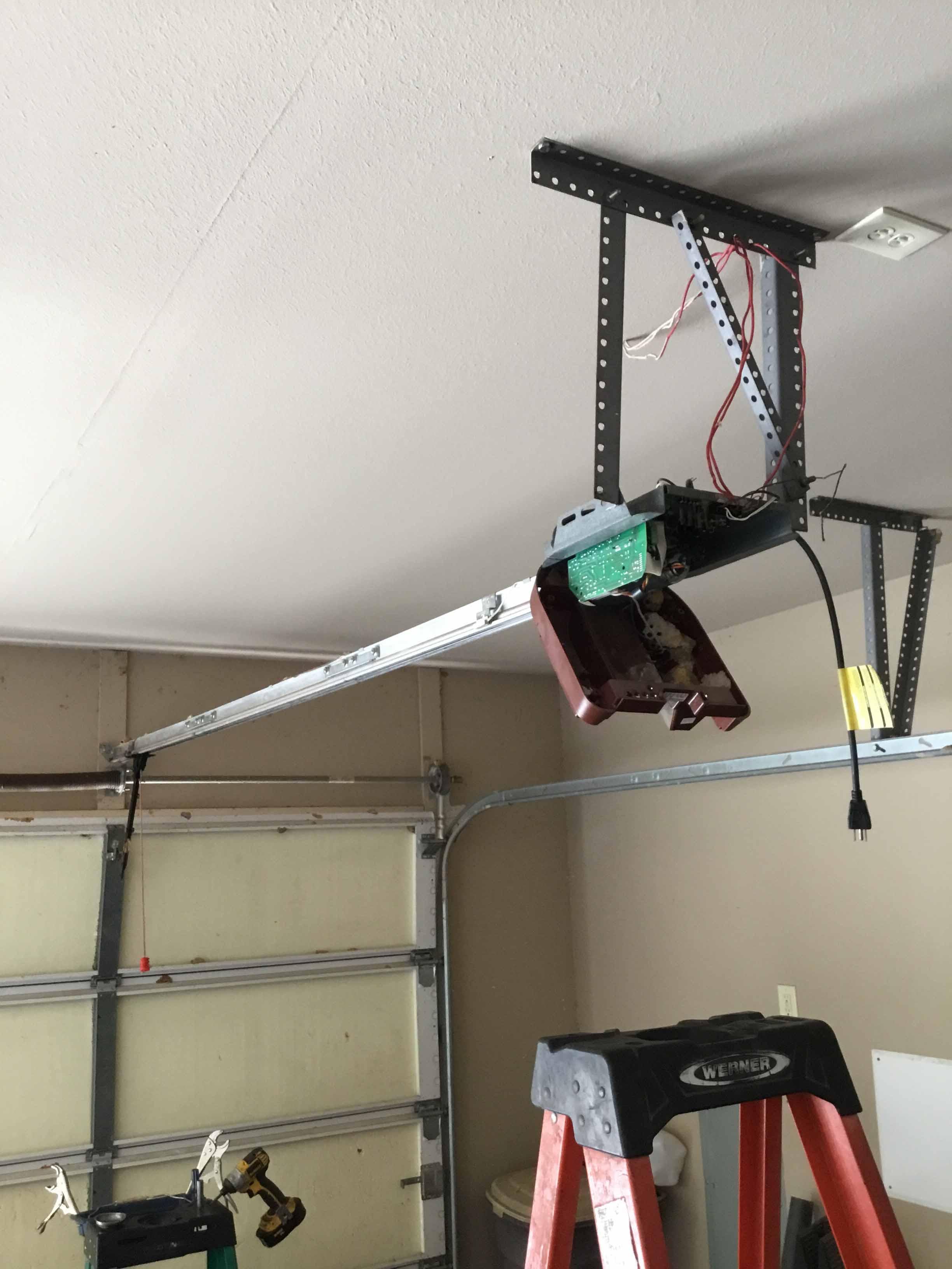 Lubbock Garage Door Repair Team Project