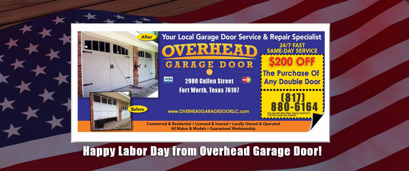 OKC Overhead Garage Door Specials from Overhead Garage Door OKC