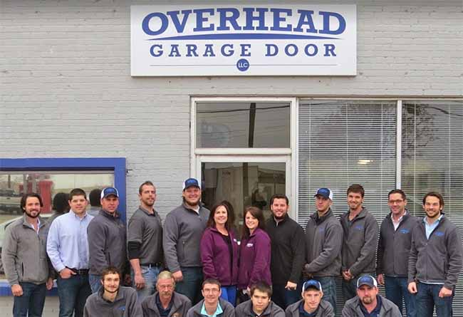 The Overhead Door Team in Houston Texas